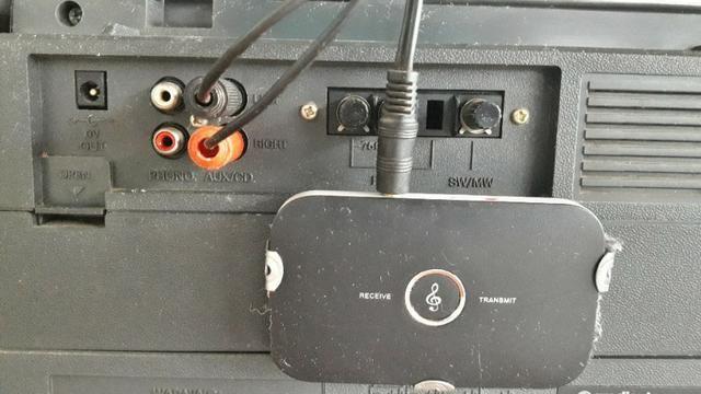 Boombox Gradiente CS-5 Vintage - Foto 3