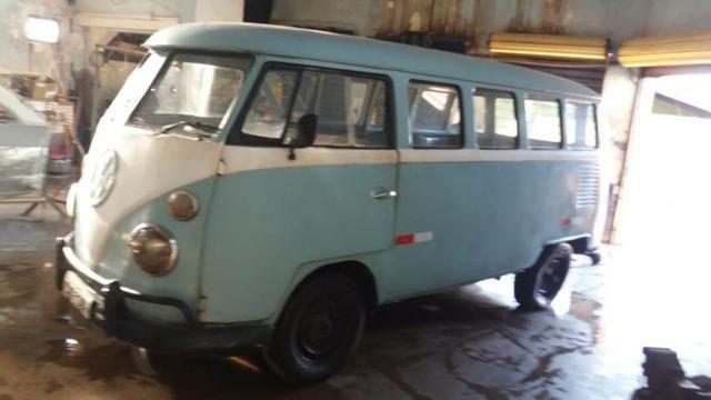 Kombi antiga corujinha 1965  - Foto 17