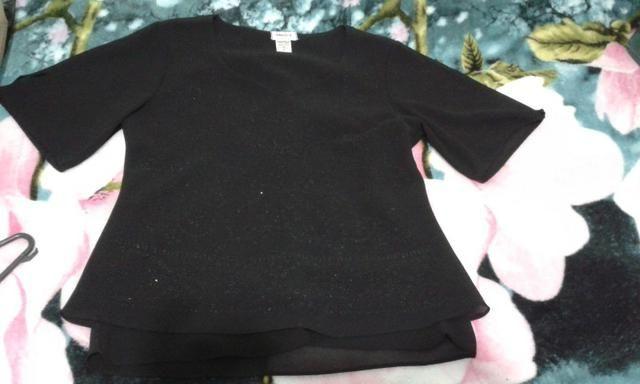 Conjunto de saia e blusa para eventos - Foto 2