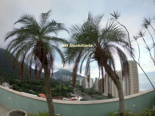 Linda cobr. são Conrado, terraço enorme - Foto 15