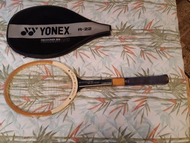 Duas Raquetes de Squash por 100RS - Foto 4