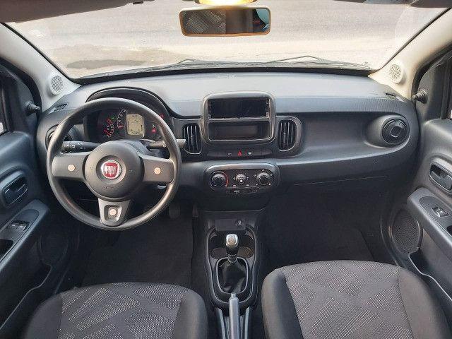 Fiat Mobi 1.0 Drive 2018 - Único dono - Foto 7