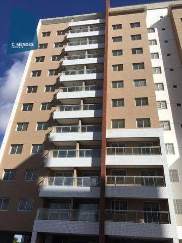 Apartamento com 2 dormitórios à venda, 58 m² por R$ 290.000,00 - Parangaba - Fortaleza/CE - Foto 14