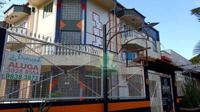 Apartamento com 1 dormitório para alugar com 71,94 m² por R$ 1.150/mês no Jardim das Laran