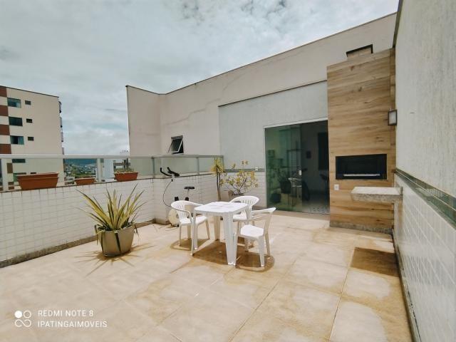 Apartamento à venda com 3 dormitórios em Iguaçu, Ipatinga cod:1272 - Foto 14