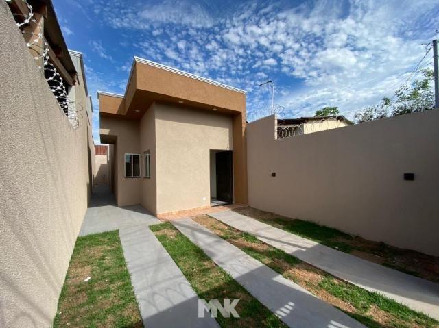 Casa à venda, 1 quarto, 1 suíte, 1 vaga, Jardim Montevidéu - Campo Grande/MS - Foto 2