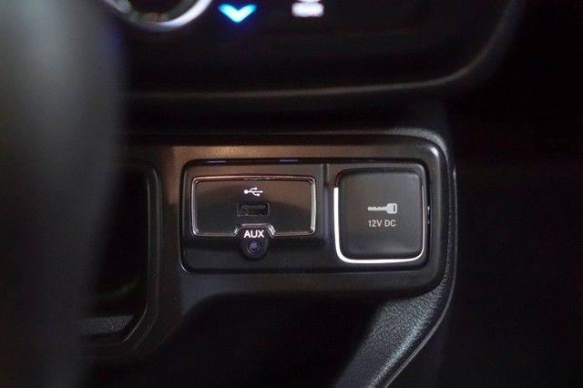 RENEGADE 2019/2020 1.8 16V FLEX LONGITUDE 4P AUTOMÁTICO - Foto 12