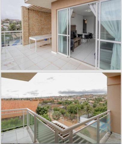 Apartamento com 3 dormitórios à venda, 113 m² por R$ 500.000,00 - Porto das Dunas - Aquira - Foto 6