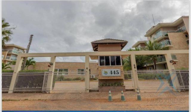 Apartamento com 3 dormitórios à venda, 113 m² por R$ 500.000,00 - Porto das Dunas - Aquira - Foto 5