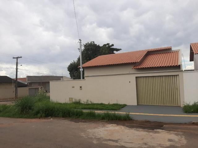Casa para Venda em Aparecida de Goiânia, Jardim Ipanema, 3 dormitórios, 1 suíte, 2 banheir