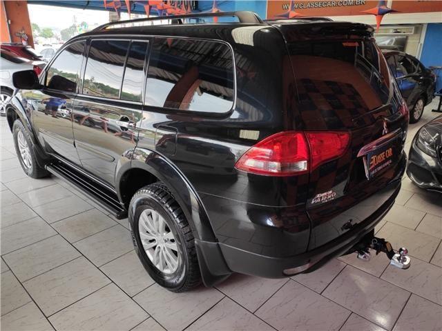 Mitsubishi Pajero 3.5 hpe 4x4 7 lugares v6 24v flex 4p automático - Foto 11