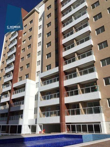 Apartamento com 2 dormitórios à venda, 58 m² por R$ 290.000,00 - Parangaba - Fortaleza/CE - Foto 13