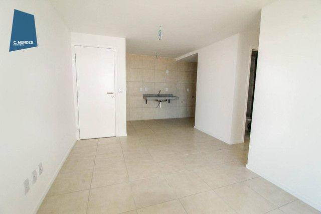 Apartamento com 2 dormitórios à venda, 58 m² por R$ 290.000,00 - Parangaba - Fortaleza/CE - Foto 4