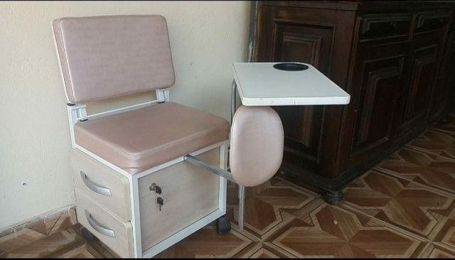 Cirandinha mesa de manicure e pedicure.  - Foto 2