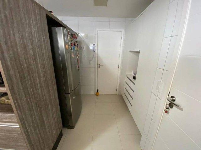 Apartamento para venda tem 116 metros quadrados com 3 quartos em Ponta D'Areia - São Luís  - Foto 11