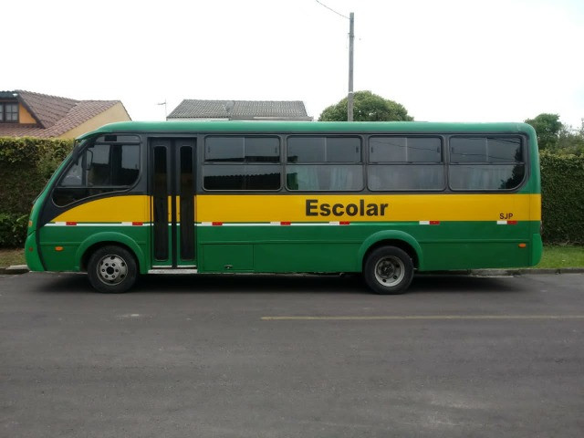 Micro ônibus Neobus WV 2002