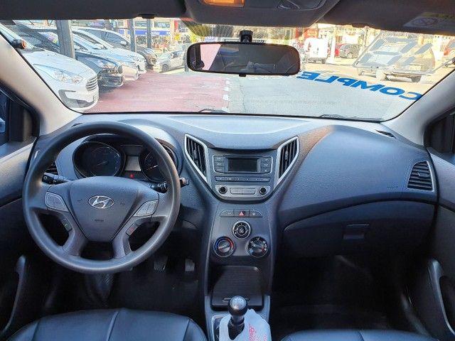 Hyundai HB20 1.0 Comfort Plus - 2018 - Foto 8