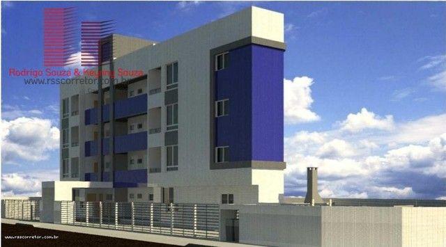 Apartamento para Venda em João Pessoa, Gramame, 2 dormitórios, 1 suíte, 1 banheiro, 1 vaga - Foto 2