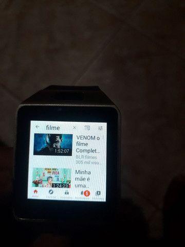 Relógio celular smart watch Qwo9 Wi-Fi  3g  - Foto 2