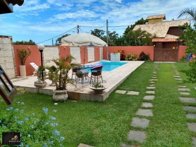 Vendo duplex com vista privilegiada para lagoa em condomínio, piscina, churrasqueira - Foto 4