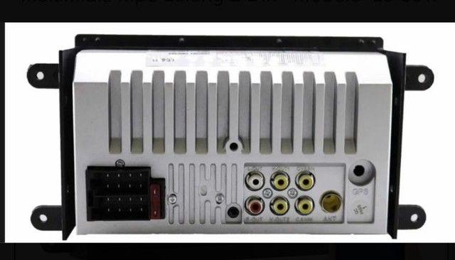 Multimídia mp5 tela 7 Bluetooth espelhamento fia cabo - Foto 4