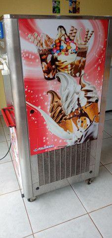 Máquina sorvete italiano - Foto 3