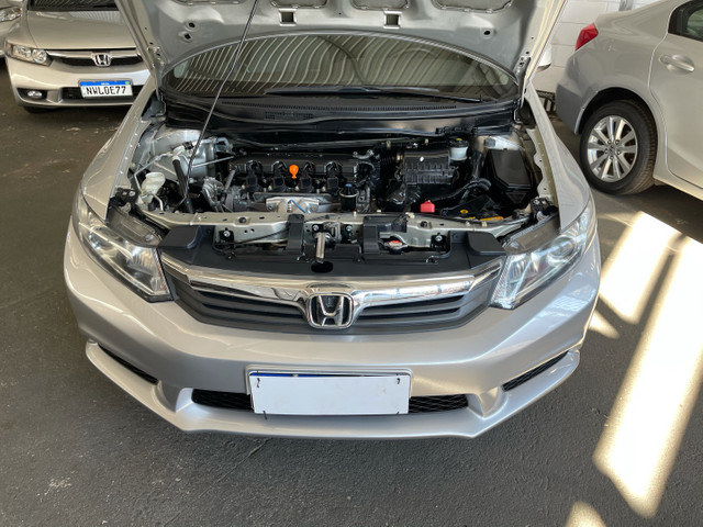 Honda Civic Lxs 1.8 flex manual 2014 Obs! Sem detalhes - Foto 14