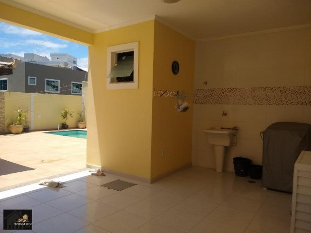 Casa com 02 quartos amplos, closet, piscina e churrasqueira. Bairro Nova São Pedro - Foto 7