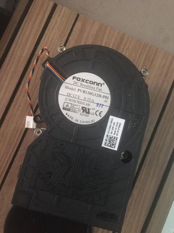 Cooler Fan Dell Optplex - Foto 2