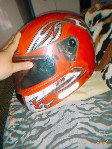 Vendo capacete valor a negociar - Foto 3