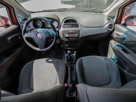 Fiat Punto 1.4 Attactive 8V Flex 4P Manual FEIRÃO - Foto 6