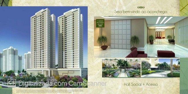 Apartamento Pronto, possui 78 metros quadrados com 3 quartos em Jardim Europa - Cuiabá - M - Foto 2