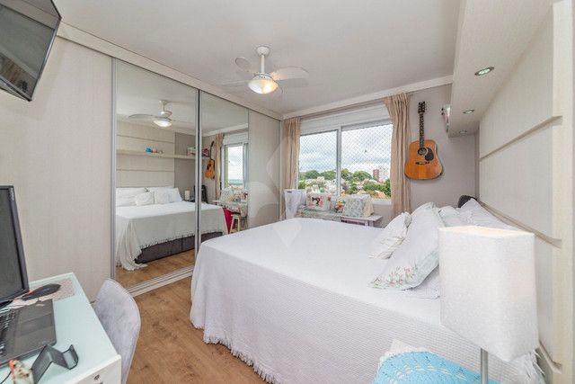 Apartamento à venda com 3 dormitórios em Jardim lindóia, Porto alegre cod:9268 - Foto 15