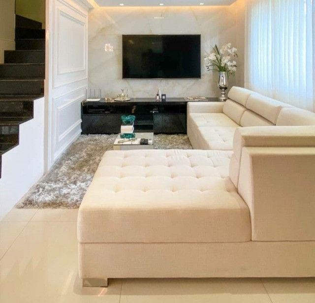 Casa em condominio fechado com 3 quartos  mobilia e lazer completo no Eusebio. - Foto 8