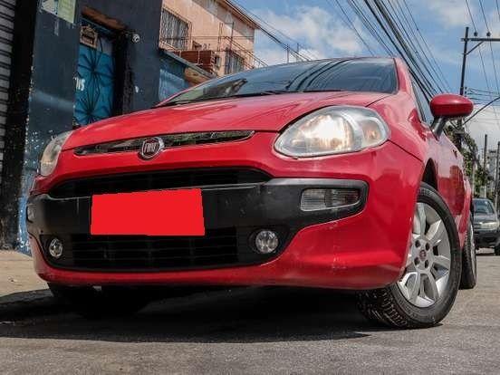 Fiat Punto 1.4 Attactive 8V Flex 4P Manual FEIRÃO - Foto 10