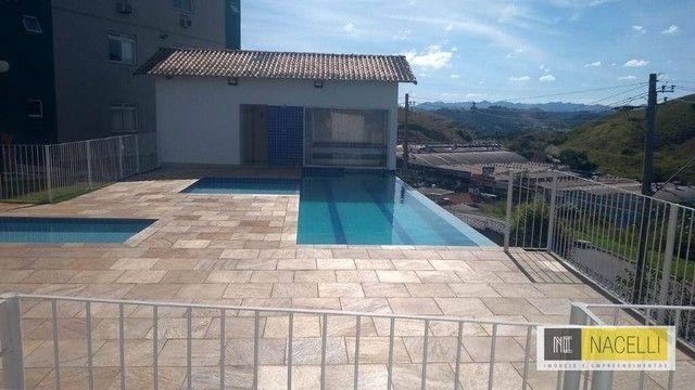 Apartamento com 2 dormitórios para alugar por R$ 750,00/mês - Agua Limpa - Volta Redonda/R - Foto 13