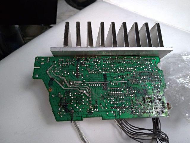 Placa De Saída De Energia Sony Fh B-900 C/stk E Dissipador - Foto 2