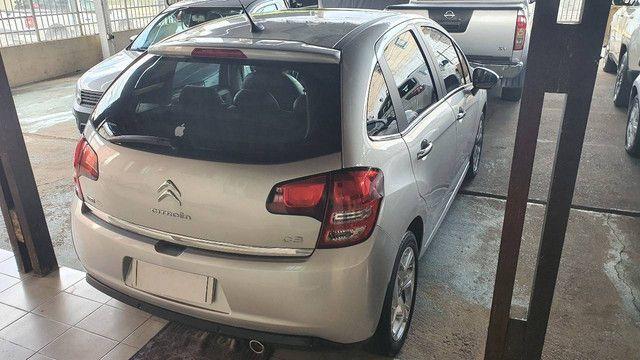 C3 2012/2013 1.6 EXCLUSIVE 16V FLEX 4P AUTOMÁTICO - Foto 3