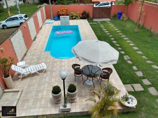 Vendo duplex com vista privilegiada para lagoa em condomínio, piscina, churrasqueira - Foto 16