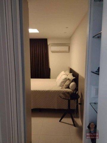 Apartamento no Mareés Residence Meireles com 2 dormitórios à venda, 73 m² por R$ 650.000 - - Foto 4