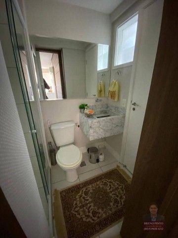 Apartamento no Espaço Catalunya com 3 dormitórios à venda, 105 m² por R$ 675.000 - Varjota - Foto 15