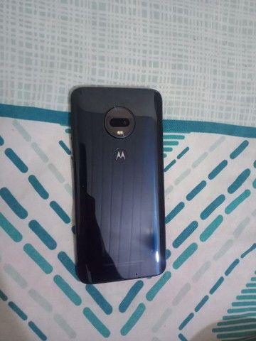 Motorola G7 plus sem marca de uso, com carregador . - Foto 4