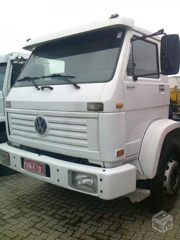 VW 16.300 2000 TRUCADO NO CHASSIS