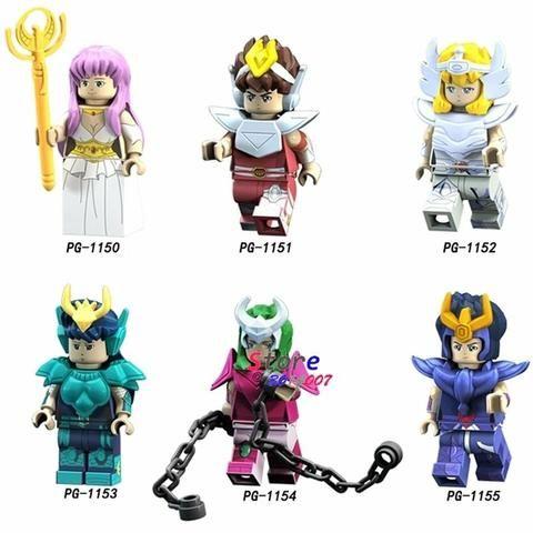 Lego heróis,jurássico e starwars - Foto 3