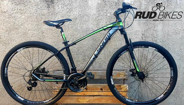 Bicicleta J.Snow 29
