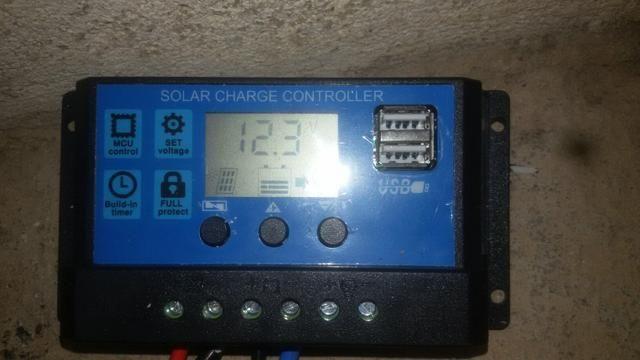 Bateria 45 amper R$ 120 - Foto 2