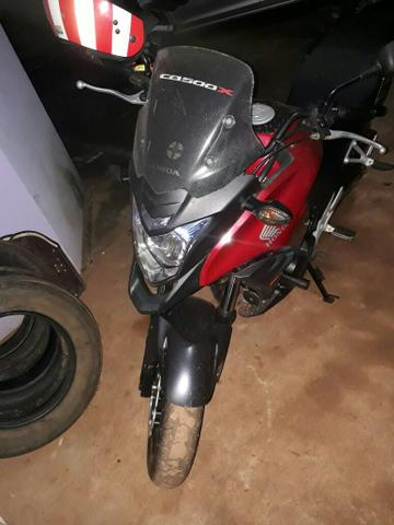 Moto CB500x