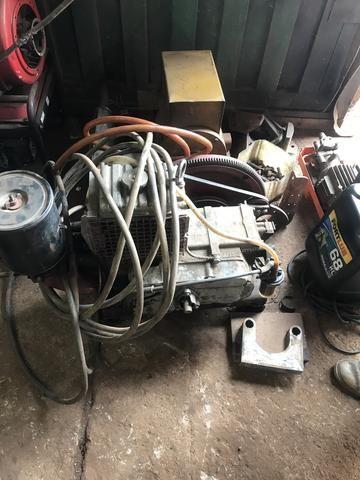 Motor gerador diesel