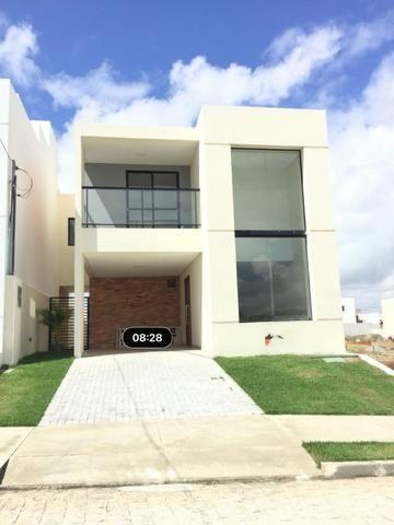 Casa nova no Parkville Residence Privê, pronta para morar.