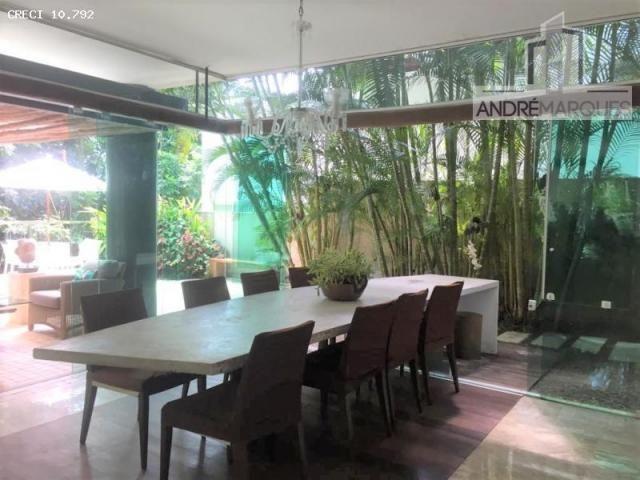 Casa em condomínio para venda em salvador, alphaville i, 4 dormitórios, 4 suítes, 2 banhei - Foto 9